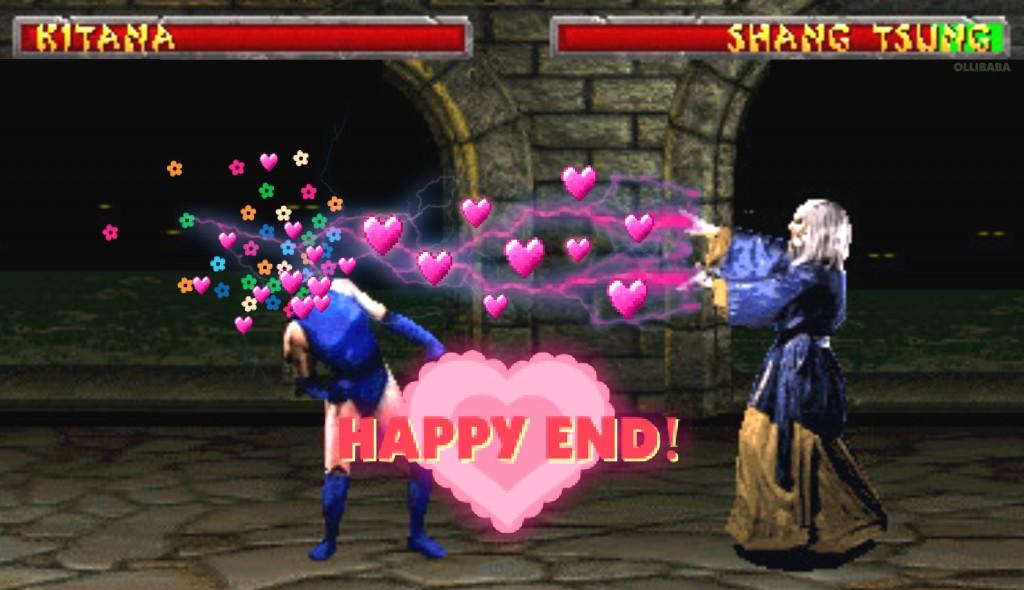 Zensur - Mortal Kombat
