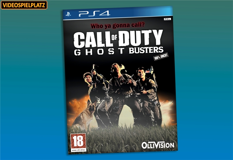 CoD-GhostBUSTERS