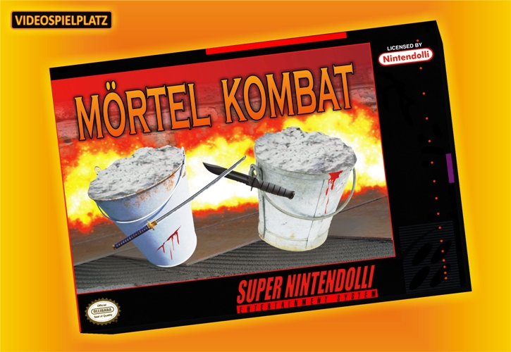 Game - Mörtel Kombat