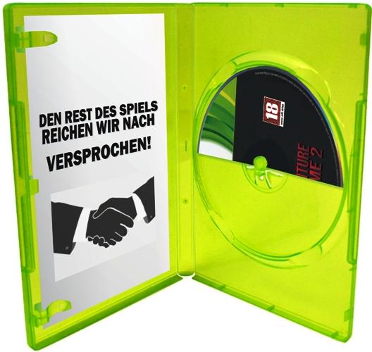 Senf - Unfertig Disc