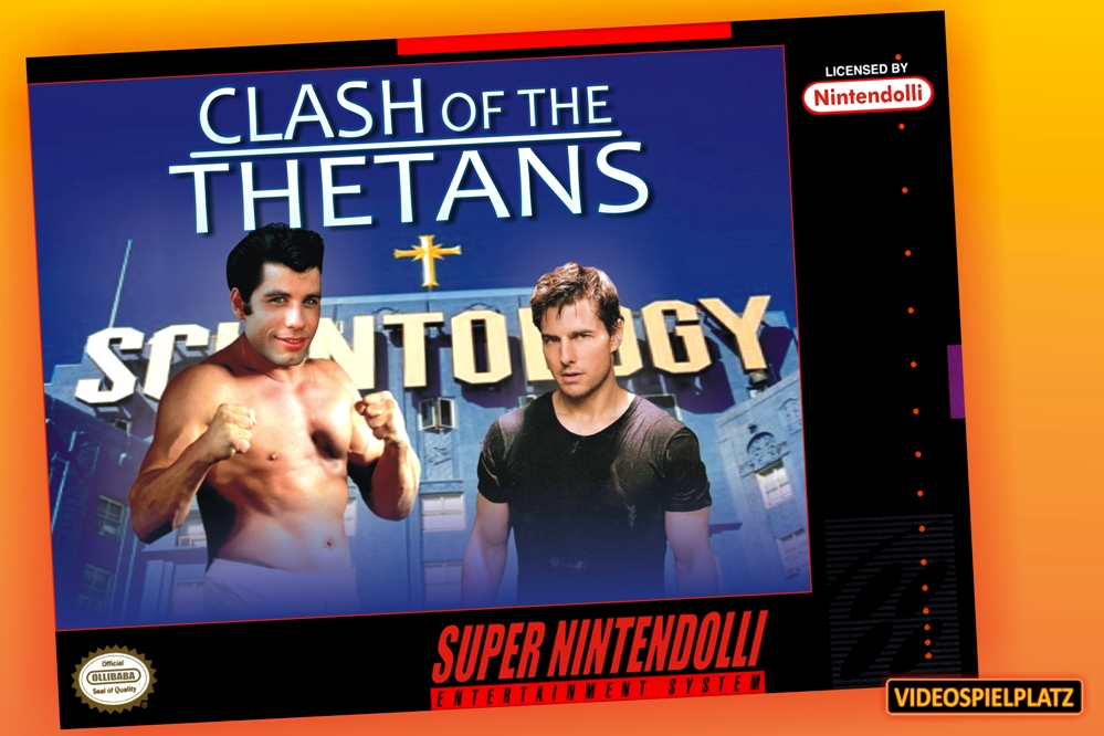 Clash of the Thetans
