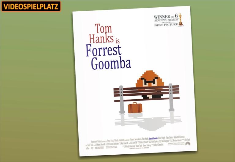 DVD - Forrest Goomba