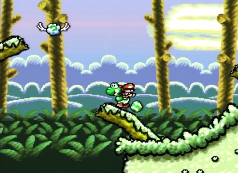 Yoshi's Island (SNES)