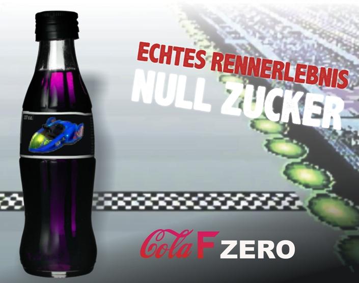 F Zero Zuckerfrei 2