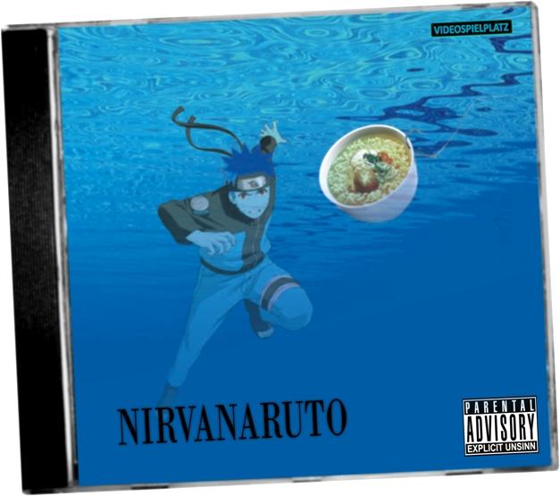CD - Nirvanaruto