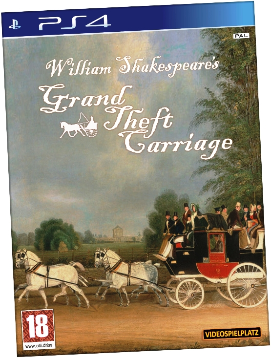 Shakespear GTCarriage