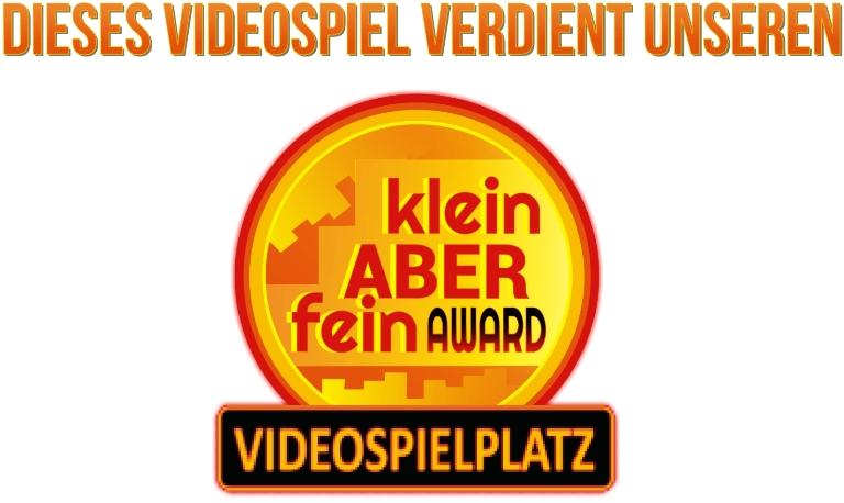 LOGO - Klein Aber Fein Award NEU