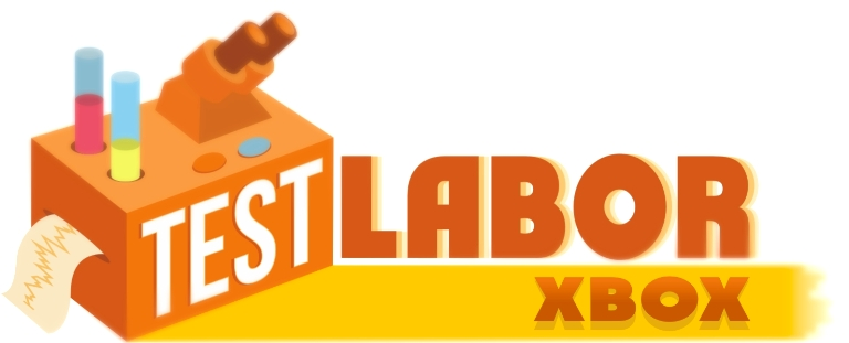 Beitrag - LOGO - TestLabor - Cube - XBOX