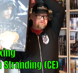 DEATH STRANDING - COLLECTORS EDITION