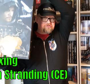 DEATH STRANDING - COLLECTORS EDITION